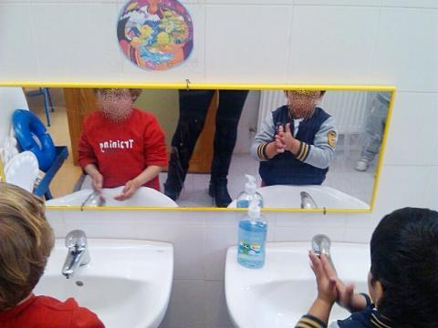 Pachamama en el espejo